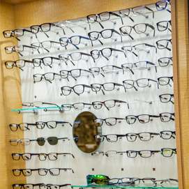 Nobody beats Dr. Leonard's variety of eye wear in San Fernando Valley