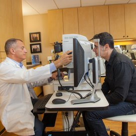 Eye Exams are Used to Detect Keratoconus