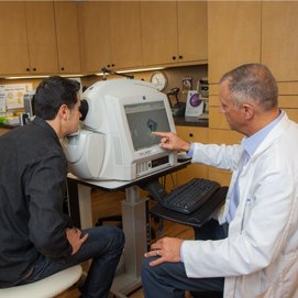 Digital Images for Keratoconus Treatment in SFV
