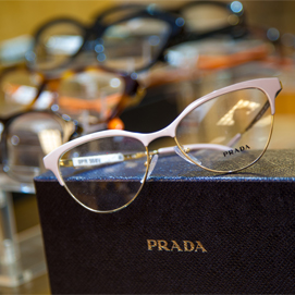 Best Selection of PRADA Designer Glasses in SFV