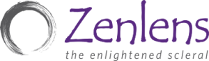 Zenlen Logo for Keratoconus Treatment