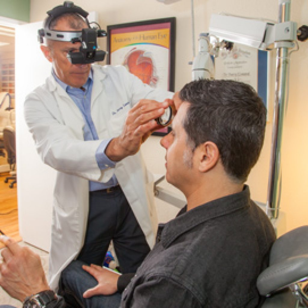 Eye Exams in Panorama City, Granada Hills, Van Nuys, North Hollywood, Encino, and the San Fernando Valley