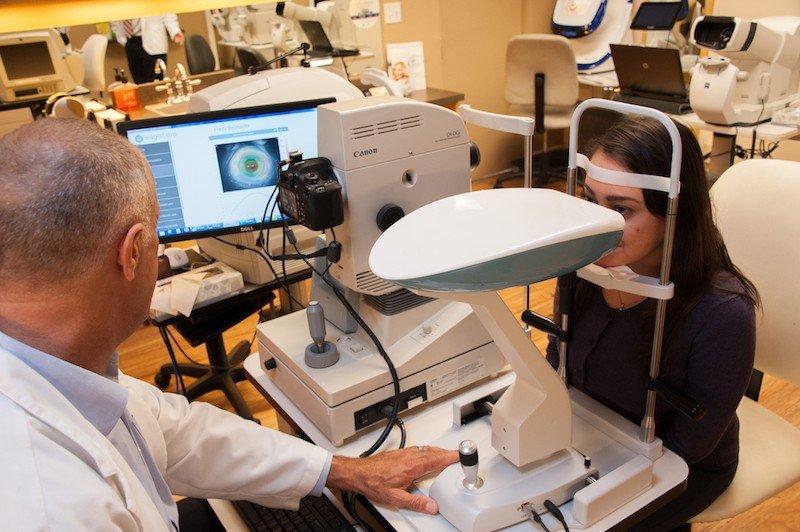 ScanFitPRO scleral lens