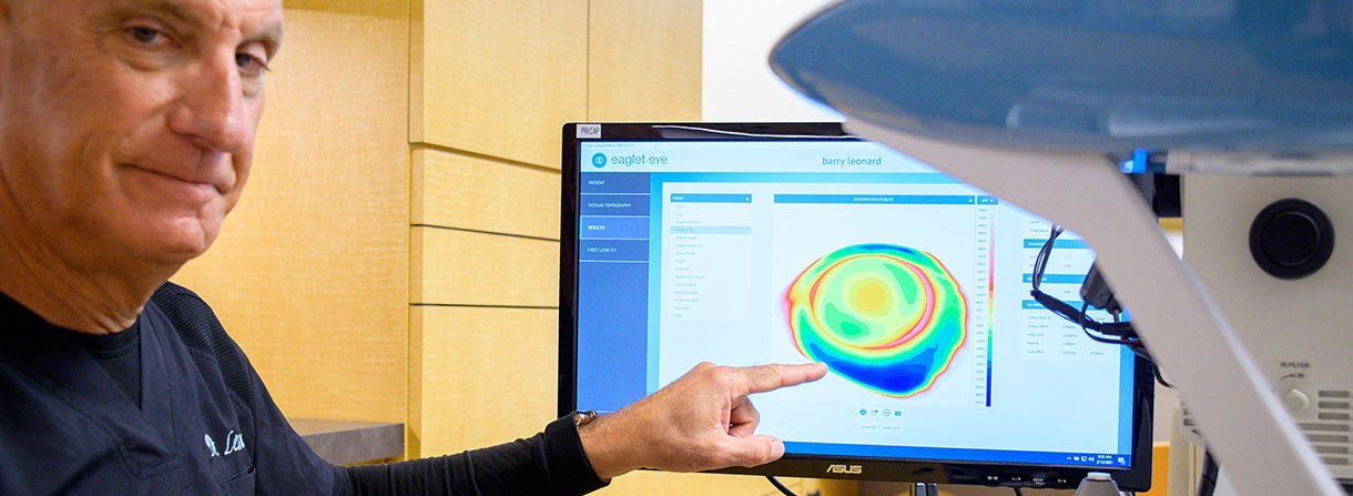Diagnosing Keratoconus with the Eaglet Eye Surface Profiler